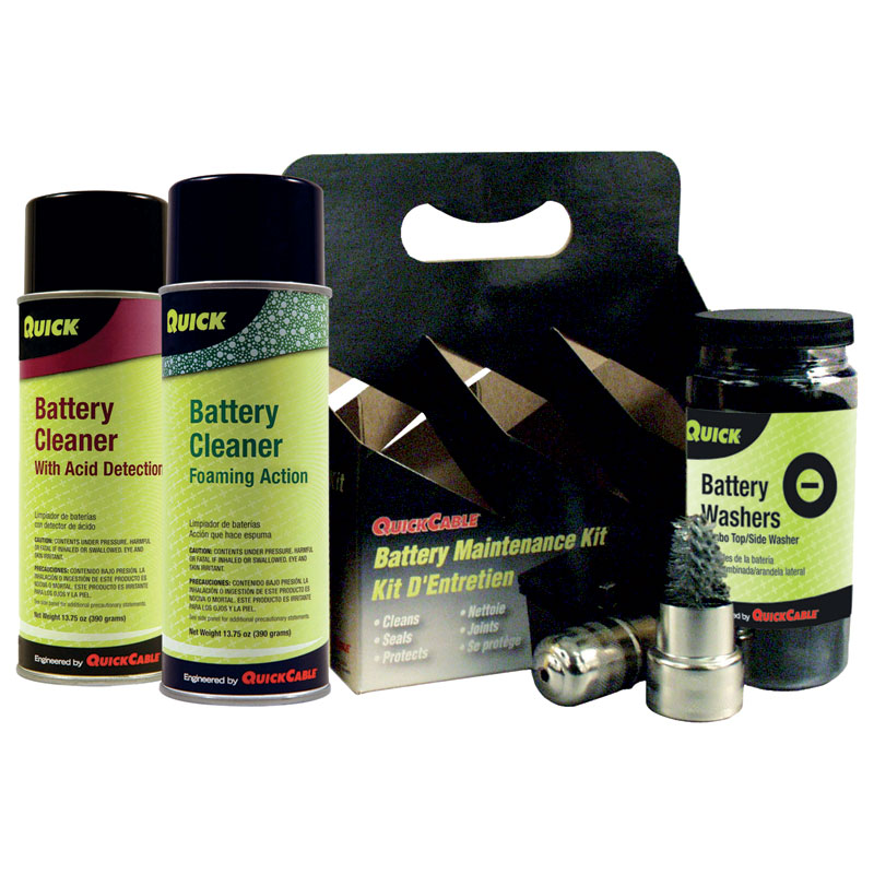 Battery Cleaning Kits