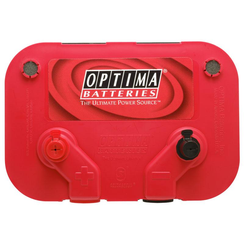 Optima Red Top