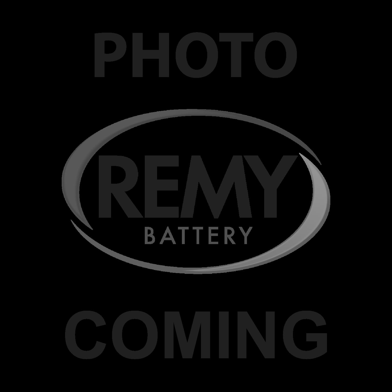 Group Size 24-31 White Aluminum Battery Box