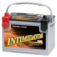 Deka Intimidator Batteries