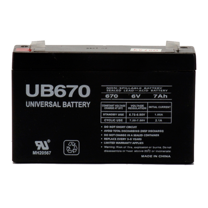 UPG Batteries
