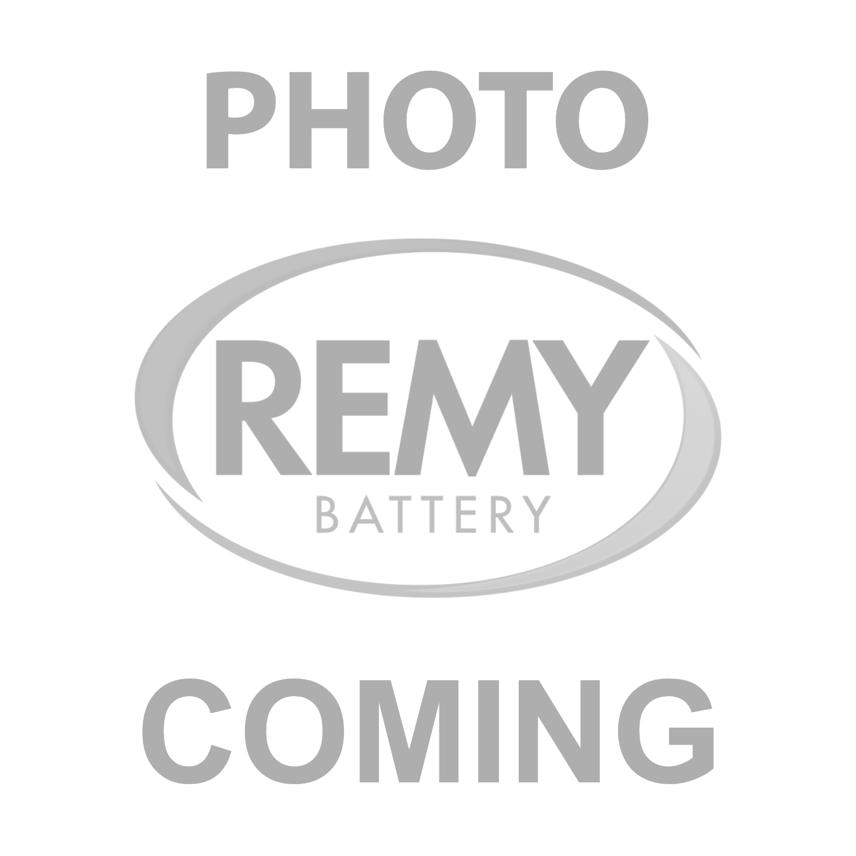 Group Size 24-27 Black Non-Sealed Aluminum Battery Box