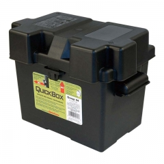 Group Size 24 Plastic Battery Box