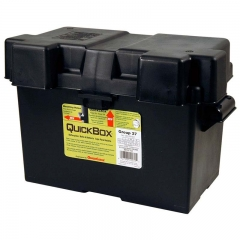 Group Size 27 Plastic Battery Box