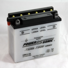 12N5.5-4A Power Sports Battery