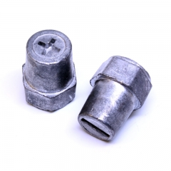 "Threaded Stud to SAE Automotive Post Adatpers for 3/8"" Studs"