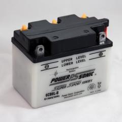 6CB8L-B Power Sports Battery