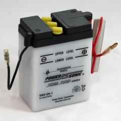 6N2-2A-1 Power Sports Battery