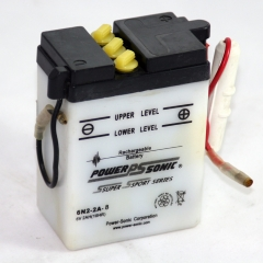 6N2-2A-8 Power Sports Battery