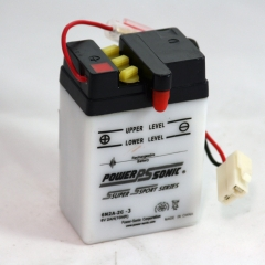 6N2A-2C-3 Power Sports Battery