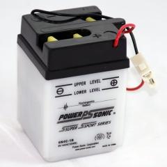 6N4C-1B Power Sports Battery