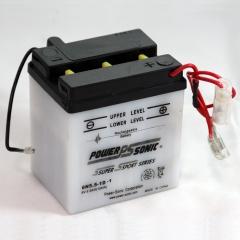 Power Sonic 6N5.5-1D-1 Power Sports Battery