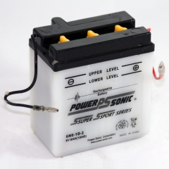Power Sonic 6N6-1D-2 Power Sports Battery
