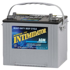 Intimidator 8A24 AGM Group Size 24 Battery