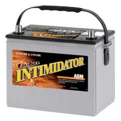 Intimidator 9A24F, Group Size 24F, AGM Battery by Deka