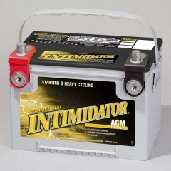 Intimidator 9A78CDT Group Size 34/78 AGM Starting and Heavy Cycling Battery