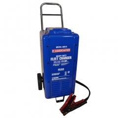 Associated 6 & 12 volt heavy-duty fleet charger, model 6001A