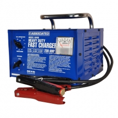 Associated 6, 12 & 24 volt heavy duty fast charger, model 6010B