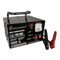 Associated Intellamatic 12 volt battery charger, model 9640