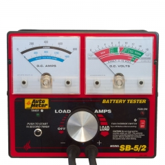 Auto Meter SB-5 Carbon Pile Load Tester Front
