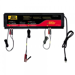 AutoMeter BUSPRO-360 3-Bank Battery Charger
