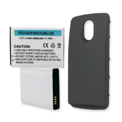 Samsung Galaxy Nexus Global GT-I9250 Extended Cell Phone Battery
