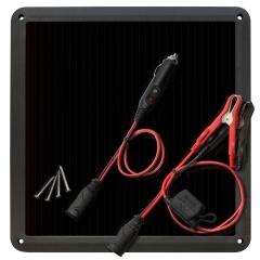NOCO Battery Life Solar 5 Watt Solar Battery Charger