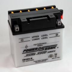 YB16CL-B / CB16CL-B High Performance Power Sports Battery