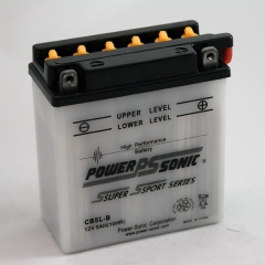 YB5L-B / CB5L-B High Performance Power Sports Battery