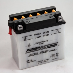 YB7-A / CB7-A High Performance Power Sports Battery