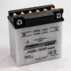 YB9-B / CB9-B High Performance Power Sports Battery