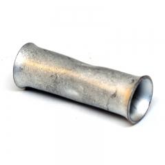 2/0 Gauge Copper Butt Splice Connector Side View
