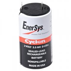 Dual-Lite 12-261, 12-542 Emergency Lighting Battery