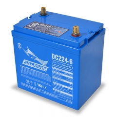 Fullriver DC224-6 GC2 Golf Cart Deep Cycle AGM Battery