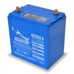 Fullriver DC250-6 GC2 Golf Cart Deep Cycle AGM Battery