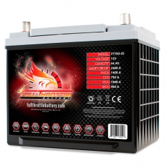 Fullriver Full Throttle FT750 AGM Battery, Group Size 25