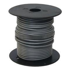 18 Gauge Gray Wire - General Purpose Primary Wire