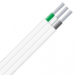 Jacketed Marine Wire - 3 Conductor 12 Gauge White, Black & Green