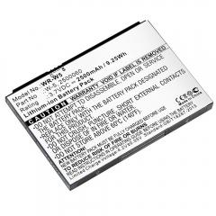 AT&T Unite, Netgear Aircard 770s, 771s, 782s Mobile Hotspot Battery