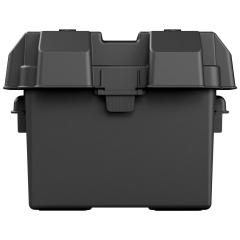 NOCO HM300BK Group Size 24 Plastic Battery Box Front