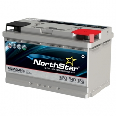 NorthStar NSB-AGM94R Group Size 94R Battery