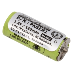 Motorola Dimension, Metro, Minitor, Pageboy, Spirit Pager Battery