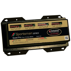 Pro Charging Systems Sportsman SS4 4-Bank Battery Charger