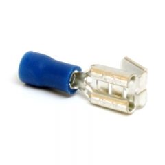 Piggyback Quick Disconnect .250 Tab 16-14 Gauge Wire Connector
