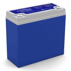 Power Sonic 12 Volt 23 Ah LiFePO4 Battery, PSL-12200
