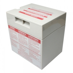 Power Wheels Battery - 12 Volt Gray Case