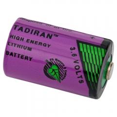 Tadiran TL-5101/S, 1/2AA 3.6 Volt 950 mAh Lithium Battery