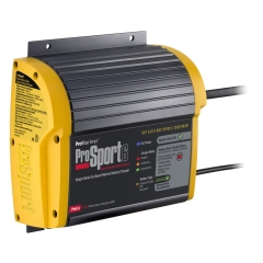ProSport 2-Bank 8 Amp Battery Charger