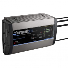 ProTournament Elite 2-Bank 36 Amp Battery Charger