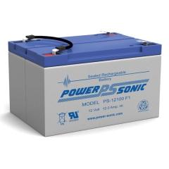 PS-12100 - 12 Volt 12 Ah Sealed Lead Acid Battery